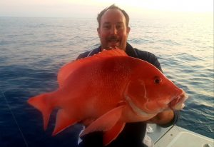 At Offshore Boats, our team lives for fishing!