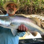 Darwin Barramundi with Offshore Boats - Darwin Fishing Charters