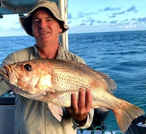 Darwin fishing charter with Offshore Boats