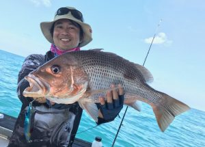 Offshore Boats Darwin Fishing Charters Golden Snapper