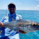 Longtail Tuna with Offshore Boats - Darwin's Premier Reef & Sport Fishing Charters