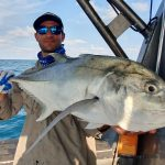 Trevally with Offshore Boats - Darwin's Premier Reef & Sport FIshing Charters