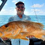 Golden Snapper with Offshore Boats - Darwin's Premier Reef & Sport Fishing Charters
